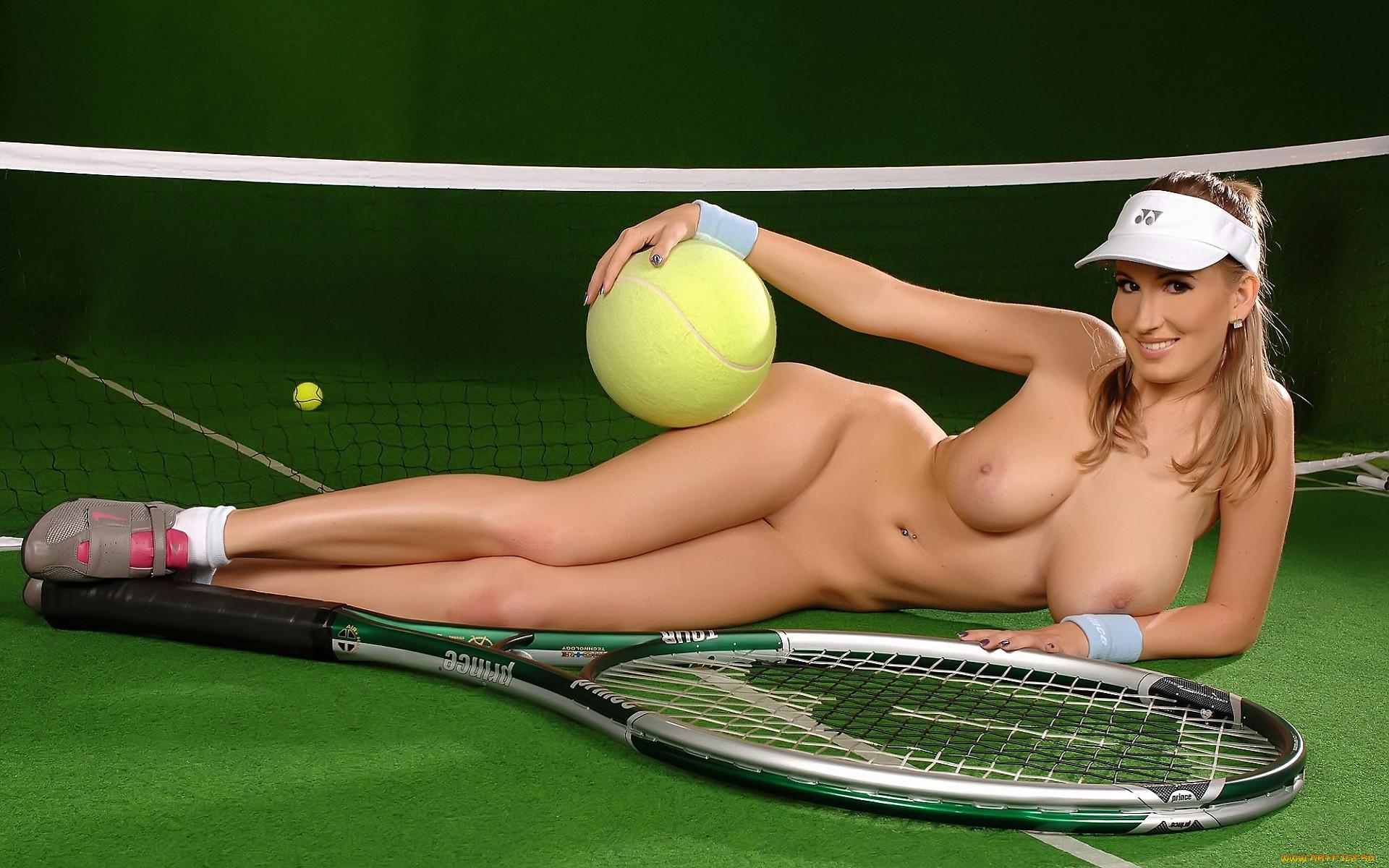 Spear nude nude brunette tennis girl dick